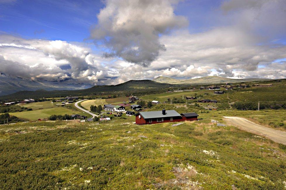 Fjellidyllen gror igjen Foto: Thorbjørn Olsen