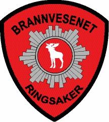 Ringsaker Brannvesen logo