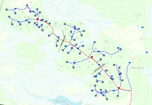 kart Aksjøen